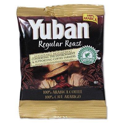 yub866550-regular-roast-coffee-1-1-2-oz-packs-42-carton