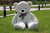 Joyfay riesen Teddybär 200cm, weiß - 2