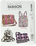 M6410 Backpacks and Bags, One Size Only