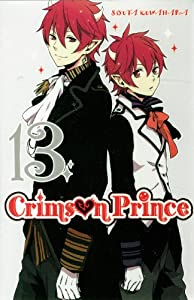 Crimson Prince Edition simple Tome 13
