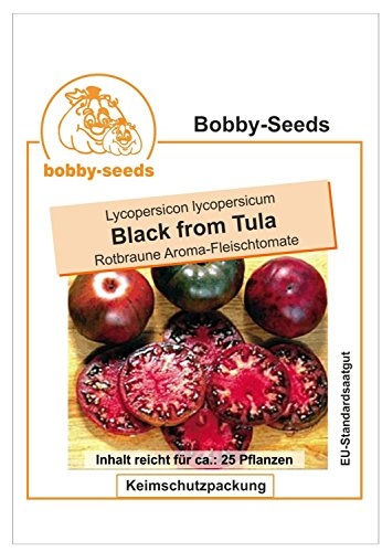 Bobby-Seeds Tomatensamen Black from Tula Portion