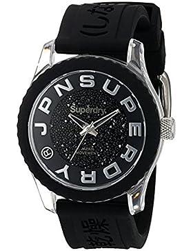 Superdry Damen-Armbanduhr SYL174B