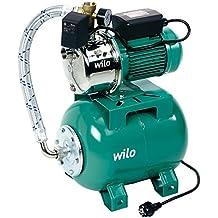Wilo - Pompe eau froide - distribution d'eau - Surpresseur monocellulaire auto-amorçant Wilo-JetHWJ 20L 203mono
