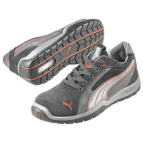 Puma 642680-800-43 Dakar Chaussures de Sécurité Low S1P HRO SRC Taille 43