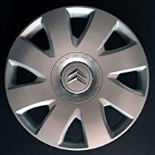 Set of 4 new wheel trims for Citroen C4 / C1 / C2 / C3 / C5 / C8 / Nemo / Berlingo / Xsara Picasso / Jumpy with original rims in 16 inches