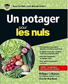 Vous voulez démarrer votre potager même si vous n'avez pas la main verte, faire pousser vos fruits et légumes en respectant l'environnement, profiter de produits frais et sains à moindre coût ? Que vous disposiez d'une grande surface ou d'un simple b...