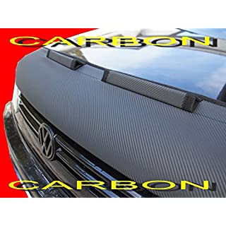 AB-00969 CARBON FIBRE LOOK BONNET BRA for 147 2004-2010 STONEGUARD PROTECTOR TUNING