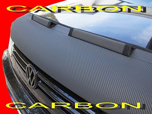 AB-00974 CARBON OPTIK BRA Golf 4 MK4 Haubenbra Steinschlagschutz Tuning Bonnet Bra