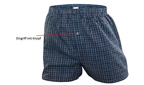 Shorts Herren-Boxershorts-Unterwäsche