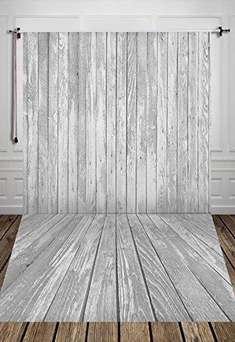 NIVIUS PHOTO 150*220CM Heißer Verkauf grauen Holzboden Fotografie Kulissen Festival Dekoration Requisiten für neugeborenes Baby Studio D-4498 (Verkauf Dekorationen)