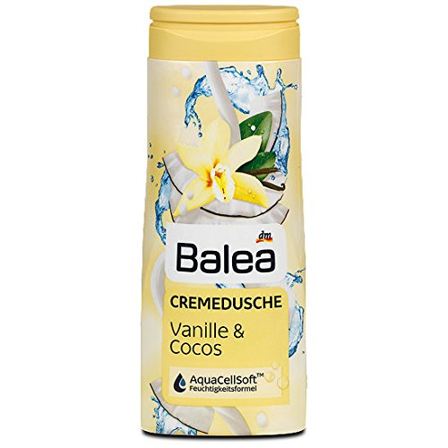 Balea Dusche & Creme Vanille & Cocos Moiture Care, 300 ml