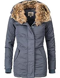 Sublevel Damen Jacke Winterjacke 44406A1 3 Farben S-XL