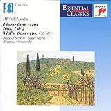 Klavierkonzert 1 und 2 / Violinkonzert 2