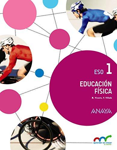 Educación Física 1. (Aprender es crecer en conexión) - 9788467851212 por Manuel Vizuete Carrizosa