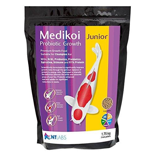 NT Labs Medikoi Probiotique Croissance 1.75 kg 3 mm Pellet