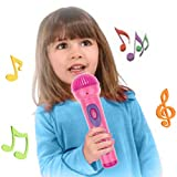 Transer® Toys for Kids - Karaoke Singing Funny Microphone- Children Music Development Singing Gym Toy Gift