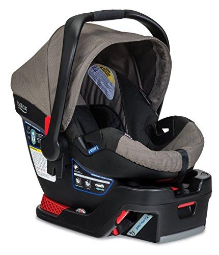 Britax B-SAFE 35 Infant Slate Strie Car Seat by Britax USA