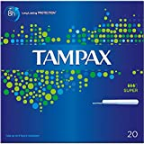 Tampax Super Tampons - Pack of 20