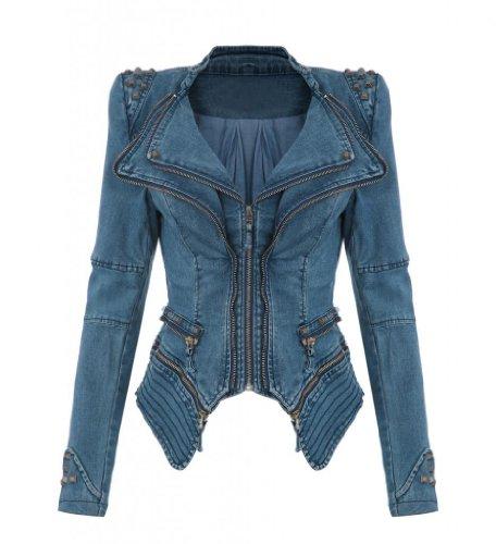 HAINUO , Sac pour femme à porter à l'épaule - Blautöne
