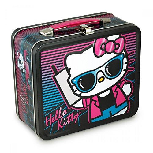 lunchbox-hello-kitty-mit-sonnenbrille-und-rosafarbener-schleife-metall-dose-sanlb0107