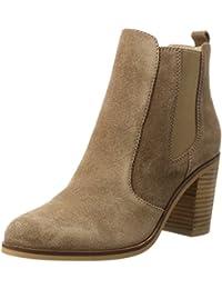 Buffalo Damen 416-7044 Cow Suede Chelsea Boots