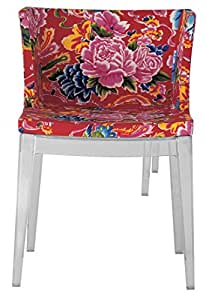 Fauteuil Mademoiselle (Couleur : Rouge) - Kartell