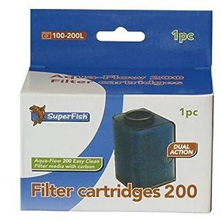 Superfish Aqua-Flow 200 & 300 Easy Click Cartridge 150g