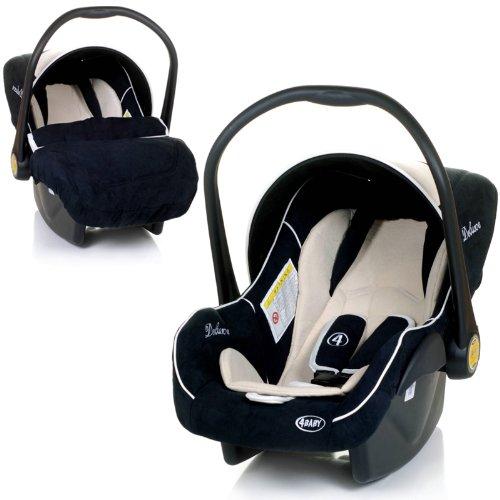 Babyschale DELUXE im Test Vergleich