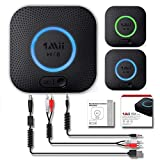 Best Bluetooth Audio Receivers - 1mii Bluetooth Receiver/Hi-Fi Wireless Audio Adapter 3D Surround Review