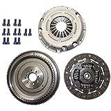 Kupplungsset für Alfa Mito Punto 1.3 JTD 75 85 90 PS 415032910 835073 828411 LKCA630070F