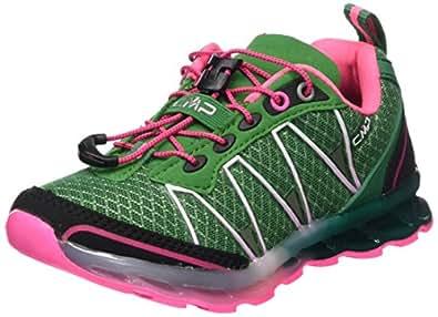 CMP Campagnolo Ahto WP, Chaussures de Randonnée Hautes Mixte Adulte, Rose (Pink Fluo), 41 EU