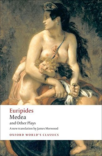 Medea and Other Plays (Oxford World's Classics) by Euripides (2008-11-13)