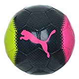 PUMA Fußball Evopower 6.3 Trainer MS, Pink Glo/Safety Yellow/Black/Tricks, 5, 082563 10