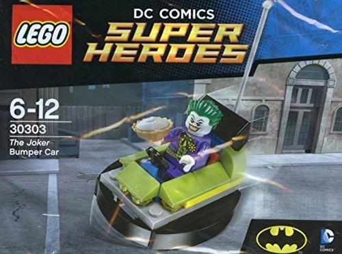 Lego - Carrito Chocón Guasón DC Comics Super Heroes