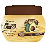 Best Hair Conditioner For Damaged Hairs - Garnier Ultimate Blends Avocado Damaged Hair Mask Treatment Review