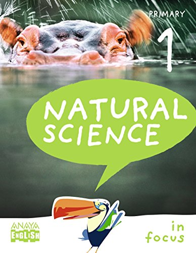 Natural Science 1. In focus. (Anaya English) - 9788467875874