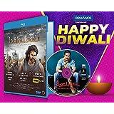 Bahubali (Hindi) + Azhar - 2 Hindi Movies