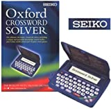 SEIKO Oxford Crossword Solver ER3200