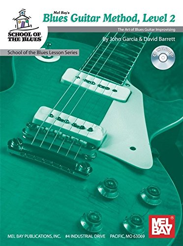 Blues Guitar Method, Level 2. Partitions...