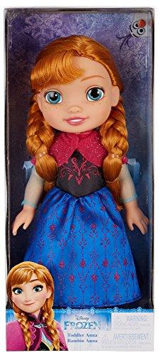 leinkinder-Puppe (Frozen Outfit Für Kleinkinder)