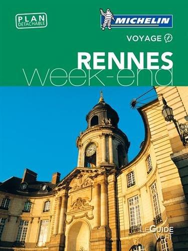 Guide Vert Week-End Rennes