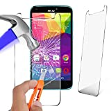 N4U Online® - Genuine Premium Tempered Glass Screen Protector For BLU Studio G HD