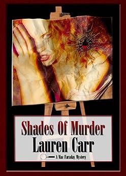 Shades of Murder (A Mac Faraday Mystery Book 3) (English Edition) par [Carr, Lauren]