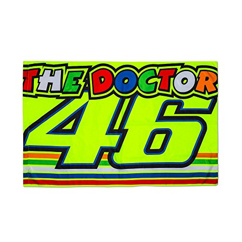 Valentino Rossi VR46 The Doctor Flag 2018
