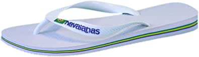 Havaianas Brasil Logo, Infradito Unisex-Adulto