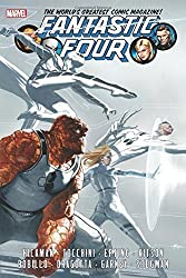 Fantastic Four by Jonathan Hickman Omnibus Volume 2 by Hickman, Jonathan (2014) Hardcover