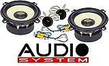Audio System X 130 EM X--ION-SERIES 2-Wege System 130 Watt X130 Lautsprecher Kombo