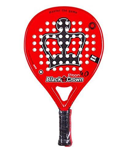 Black Crown  - Pala de pádel Piton 4.0