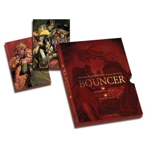 Bouncer Coffret 2 volumes : Volume 1, Un diamant pour l'au-delà ; Volume 2, La pitié des bourreaux