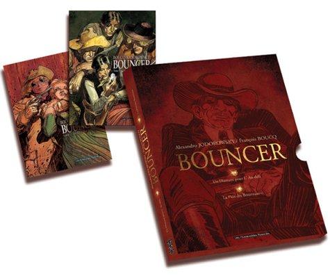 Bouncer Coffret 2 volumes : Volume 1, Un diamant pour l'au-delà ; Volume 2, La pitié des bourreaux par François Boucq